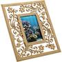 Porta Retrato Em Mdf Cru Personalizado Tamanho Total 36x43c.