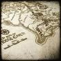 Mapa Terra Média Senhor Dos Anéis Realm Of The Middle Earth