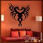 Quadros Decorativos Esculturas De Parede Mdf Dragões Veja!!!