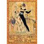 Circuito Artístico Grande Teatro 1918 Poster Repro