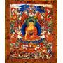 Buda Budismo Ilustração Meditação Religião Crença Tela Repro