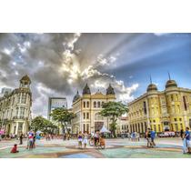 Foto Recife 40x60, Em Papel Fotografico Série Limitada!