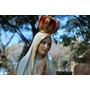 Nossa Senhora Do Rosário De Fátima Horizontal Na Tela Repro