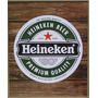 6 Placas De Cerveja - Antarctica, Brahma, Bohemia Heineken