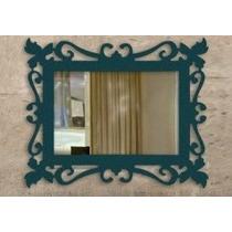 Moldura Provençal Mdf Espelho, Decoração Festa Média 65cm