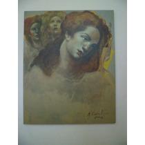 Tela Do Artista Angel Cestac ( Q01 )