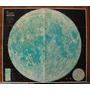 Mapa Oficial Da Lua / Rand Mcnally 1969 - Raro E Exclusivo