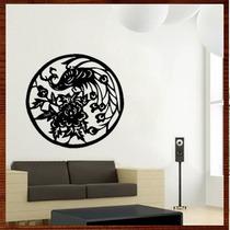 Quadro Decorativo Escultura De Parede Mdf Mandala Recorte