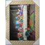 Quadro Santa Ceia Colorida 83 X 63 Cm Moldura Trabalhada