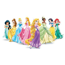 Big Painel Princesas Disney - R$49,90 - Confira
