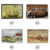 Placa Metálica Vintage Retrô - Bar - Decoração