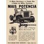 3223- Placa Decorativa Carro Auto Willys Jeep Trilha