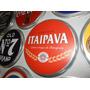 Placas Recondas Metaldecorativas Cervejas Coca-cola