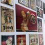 Quadro Poster Decorativo 33x23 Com Moldura - Personalizamos