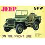 Quadro Jeep Rural Willis Placa Decorativa Retrô Frete Gratis