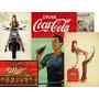 Placas Antigas Vintage Retro Cerveja Coca Cola Bar