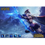 Placas Quadros Paineis Art Jogo League Of Legends Lol Gamer