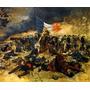 Guerra Cerco Paris França 1870 Pintor Meissonier Tela Repro