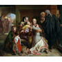 Inocente O Veredicto Justiça Pintor Solomon Na Tela Repro