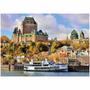 Quebra Cabeça Puzzle Quebec 1500 Peças - Grow