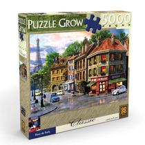 Brinquedo Novo Quebra Cabeça Puzzle 5000 Peças Ruas De Paris