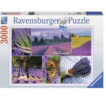 Quebra Cabeça 3000 Peças - Ravensburger - Lavandas