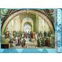 Quebra-cabeças - Escola De Atenas Por Raphael 1000 Pedaço