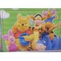 Quebra Cabeça Puzzle Infantil - Ursinho Pooh E Sua Turma