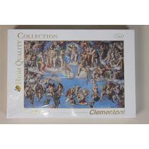 Quebra-cabeça - Julgamento Final - Michelangelo - 3000 Peças