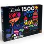 Quebra-cabeça 1500 Peças Romero Britto - Grow