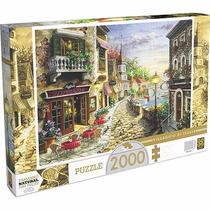 Quebra Cabeça Puzzle Villaggio D