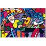 Quebra Cabeça Puzzle 3000pç Romero Britto Latin Grammy Grow