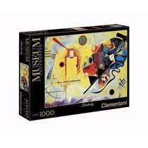 Quebra Cabeça Puzzle Clementoni 1000 Peças Kandinsky Museum