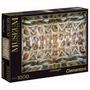 Quebra Cabeça 1000 Peças Michelangelo Teto Da Capela Sistina
