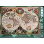 Quebra-cabeças - Mapa Do Mundo Antigo 1000 Pedaço Eurograp