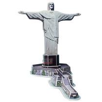 Cristo Redentor Jogo Quebra Cabeça 3d Puzzle 21pçs Lembrança
