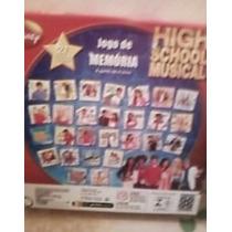 Jogo High School Musical 2 Grow Jogo De Memória Novo