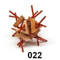 Quebra Cabeça, Desafios De Madeira, Puzzle, Cubo,