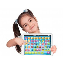 Brinquedo Tablet Didático C-pad Calesita Touch Screen 8202
