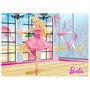 Quebra Cabeca Barbie Bailarina 5 - 24 Pcs Y3057