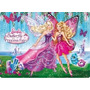 Quebra-cabeça Barbie Butterfly E A Princesa Fairy 100p Bcb63