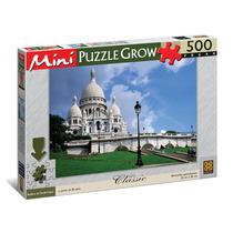 Quebra-cabeça Mini Grow 500 Peças Basílica De Sacré-coeur