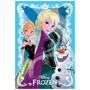 Quebra-cabeça Frozen 150 Peças Disney Original - Grow