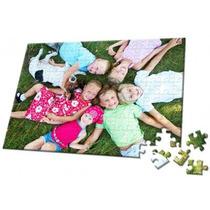 Quebra-cabeças Personalizado Com A Sua Foto - 120 Peças