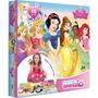 Quebra-cabeça Princesa Grandao 48 Peças Jak 2212