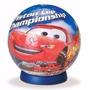 Quebra Cabeça 3d Puzzle Bola Disney Carros 60 Peças