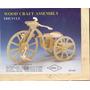 Triciclo De Madeira Para Montar