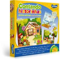 Quebra-cabeças - Contando Historinhas - Jak