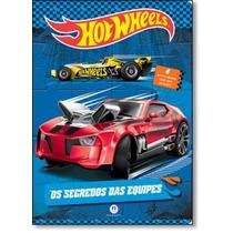 Quebra Cabeça- Hot Wheels - Segredo Das Equipes -
