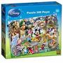 Quebra Cabeca Puzzle 500 Peças - Disney Grow